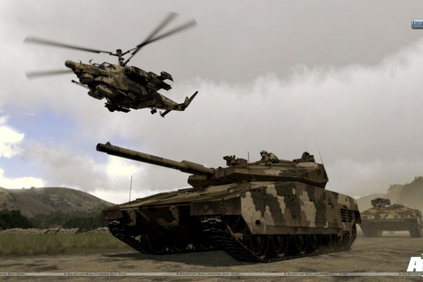 "You are viewing wallpaper titled ""Arma 3 ..."