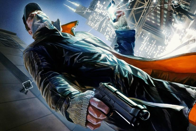 Watch Dogs Wallpaper 27289