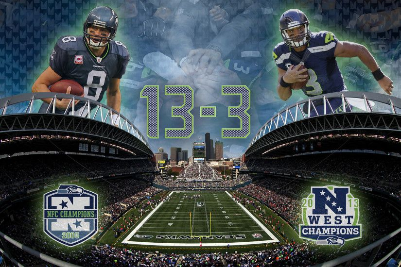 Seahawks 13-3 wallpaper ...