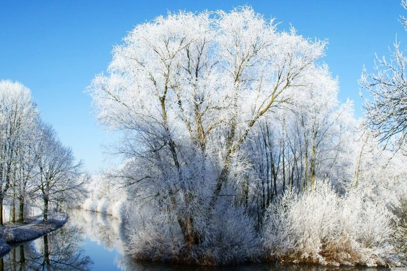 Winter Wonderland Desktop Background 183 ① Wallpapertag