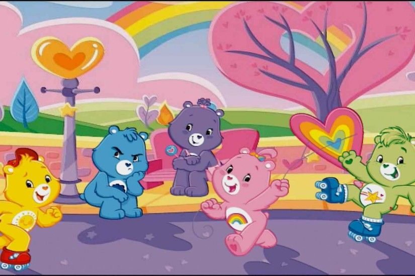 wallpaper.wiki-Cool-Care-Bear-2560x1440-PIC-WPC007780