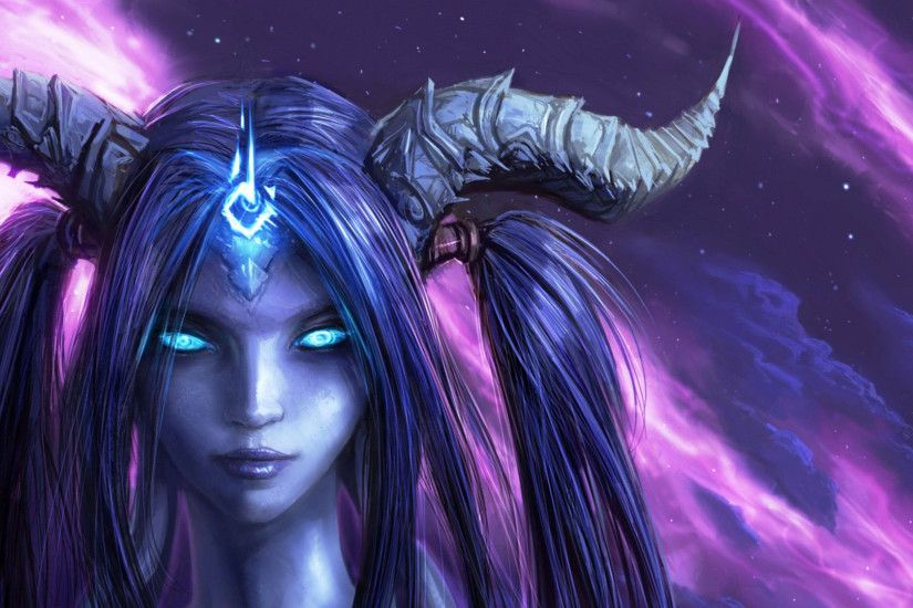 Image - Draenei-World-of-Warcraft-Wallpaper.jpg - World's Divided