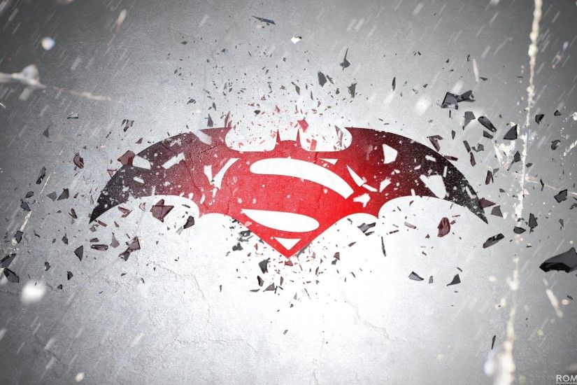 Batman V Superman Logo Exclusive HD Wallpapers #6799