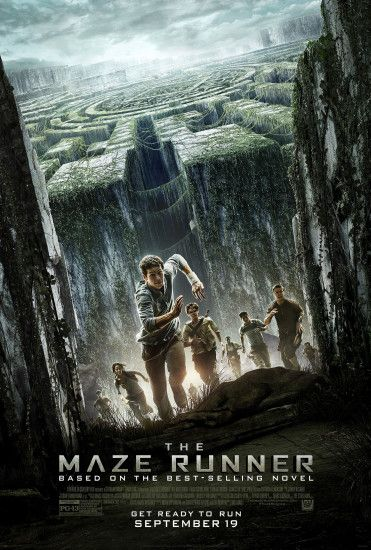 The Maze Runner - Poster Gallery View Large Poster