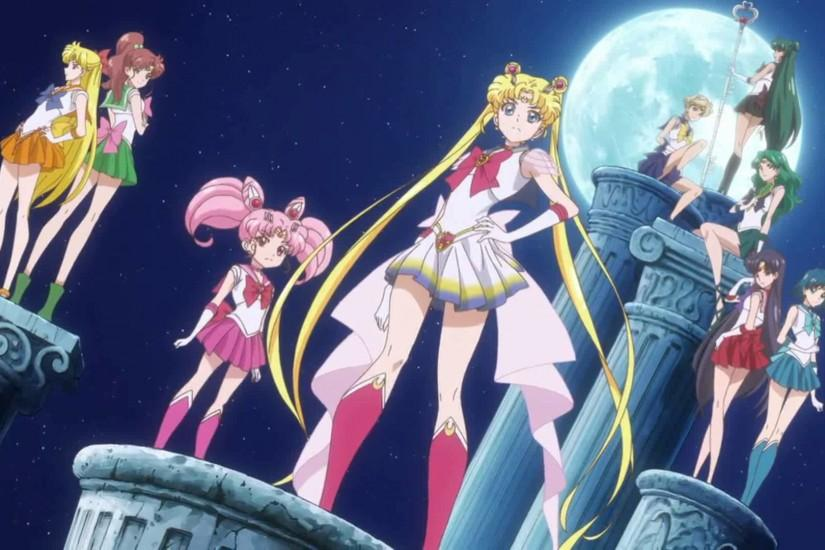 Resultado de imagen para Pretty Guardian Sailor Moon Crystal
