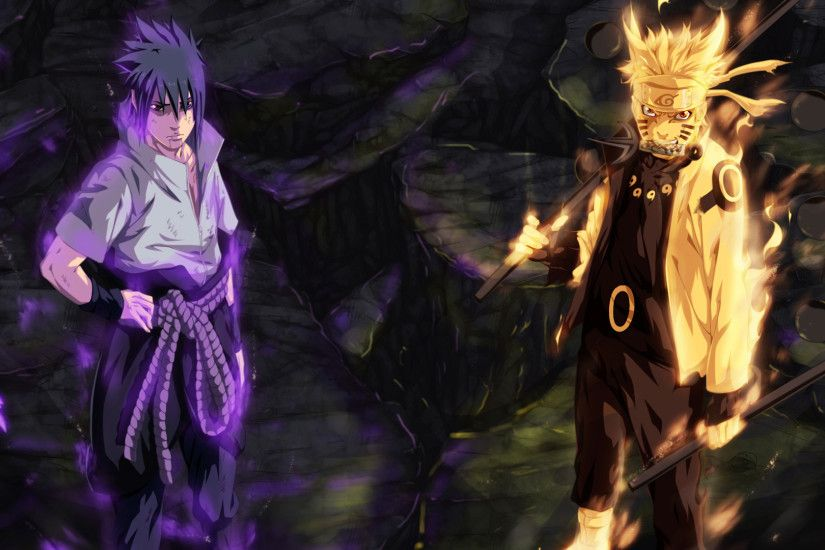 Naruto Sage Sasuke Rinnegan Eye Wallpaper HD ...