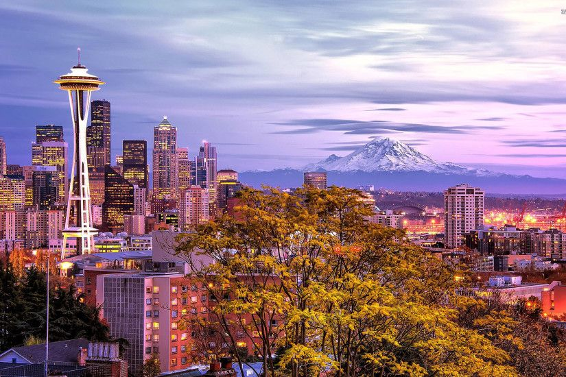 ... Seattle Wallpaper ...
