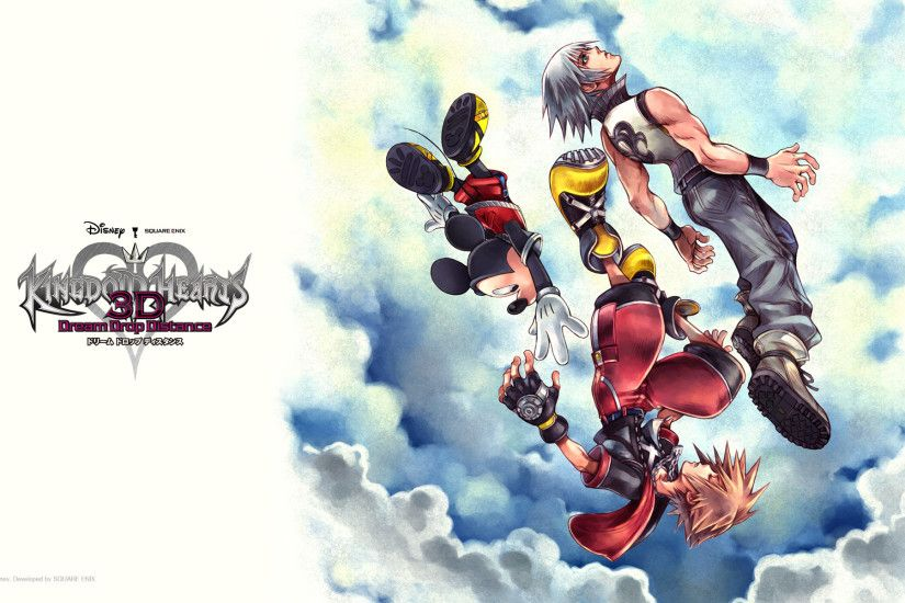 ... download Kingdom Hearts 3D: Dream Drop Distance image
