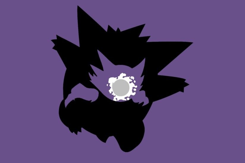 Gengar Wallpaper - The Wallpaper ...