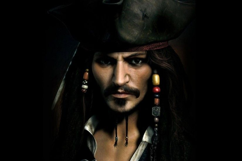 johnny depp pirates of the caribbean jack sparrow Wallpapers HD / Desktop  and Mobile Backgrounds