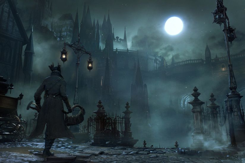 10 HD Bloodborne Wallpapers