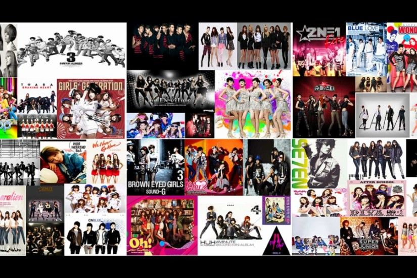 SNSD Hoot , 2PM & KPOP Wallpapers + Download