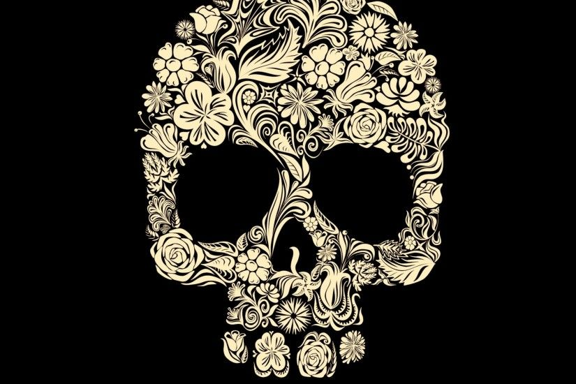 Dark Skull. Wallpaper 559198