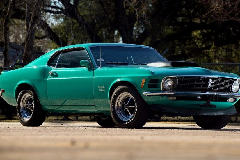 1920x1080 Classic Muscle Car Wallpaper - iBackgroundWallpaper