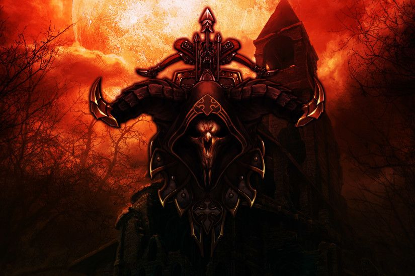 116 Demon Hunter (Diablo III) HD Wallpapers | Backgrounds - Wallpaper Abyss  - Page 3