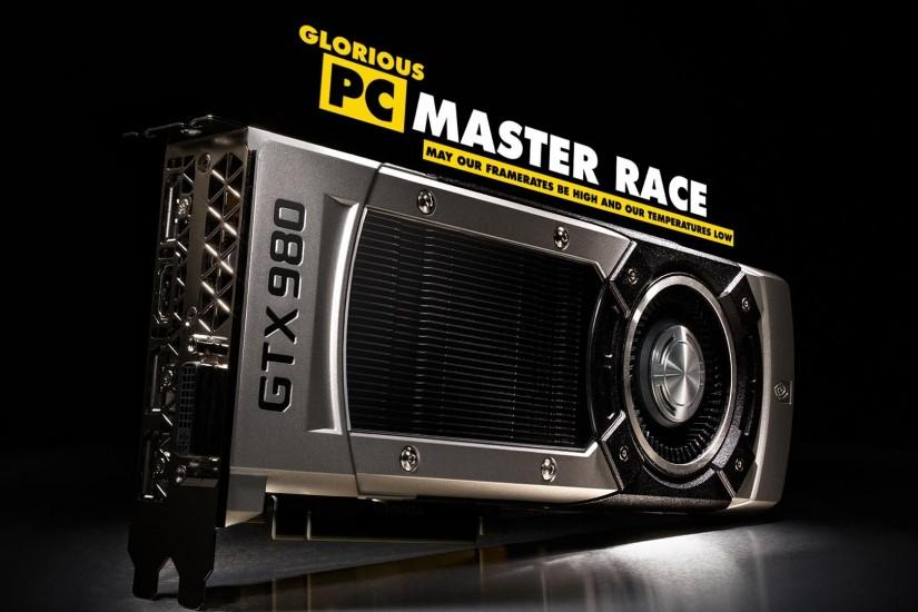 new pc master race wallpaper 1920x1080