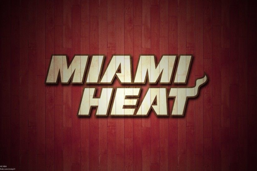 Miami Heat Logo Wallpaper - WallpaperSafari