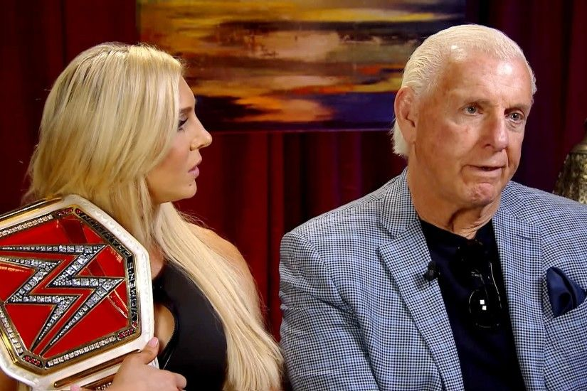 Ric Flair admits he has doubts about Charlotte's chances at Extreme Rules:  May 11, 2016 - YouTube