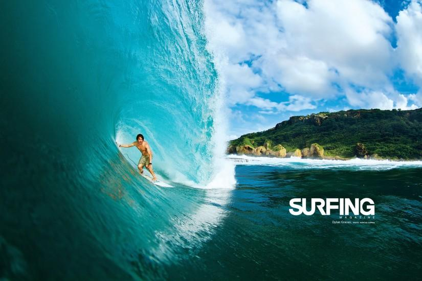 February 2012 Issue Wallpaper | SURFING Magazine