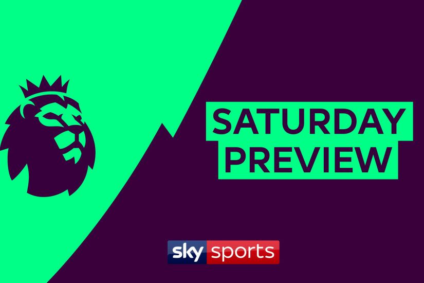 Watch a preview of Saturday's Premier League games including Huddersfield v  Tottenham, Man Utd against Crystal Palace and Chelsea v Man City