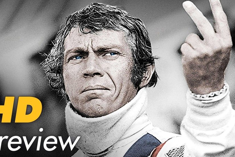 THE MAN & LE MANS First Look PROMO CLIPS (2015) Steve McQueen Documentary -  YouTube