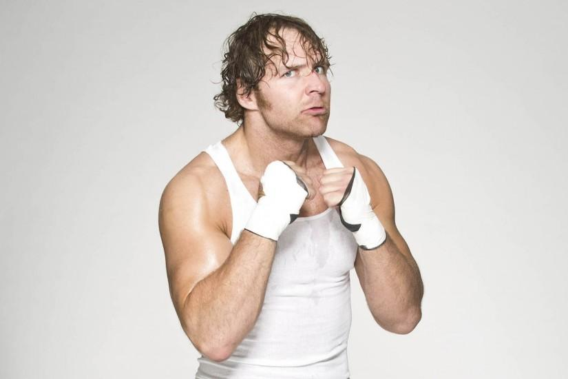 Dean Ambrose White Wallpaper Free HD Desktop and Mobile Wallpaper