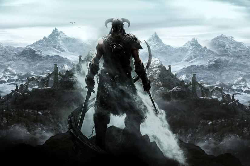 cool skyrim background 1920x1080 for iphone 7