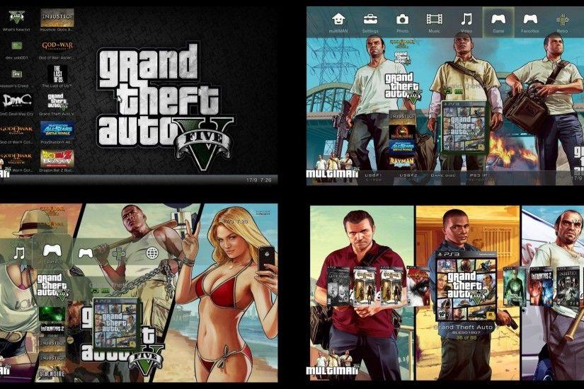 GTA 5 PC Game Grand Theft Auto Free Download