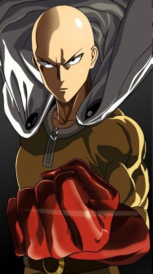Anime gloves One Punch Man Saitama wallpaper | 1440x2560 | 1043546 |  WallpaperUP
