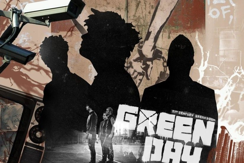 Green Day hd desktop