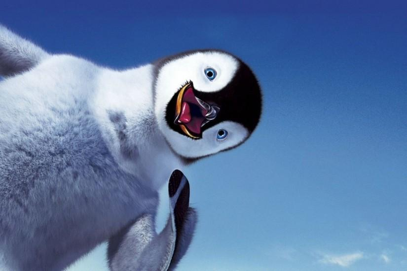 Wallpapers For > Cute Penguin Love Wallpaper