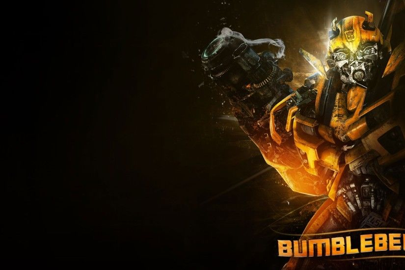 Bumblebee HD Wallpaper High Quality Resolutions