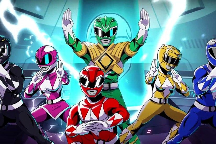 Mighty Morphin Power Rangers: Mega Battle wallpapers photo