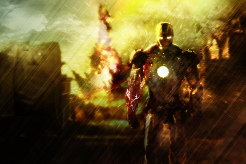 iron man wallpaper 1920x1200 for ios