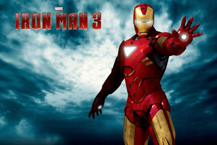 Iron Man 3 Red Yellow Wallpaper - HD Wallpaper Collection - HD .
