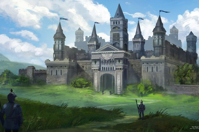 Let Your Sims Move to Hyrule Castle! - Zelda Universe