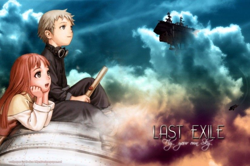 Last Exile Cute Wallpaper - Wide Wallpapers