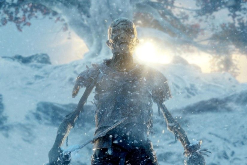 1920x1080 TV Show Game Of Thrones White Walker Wallpaper · 7