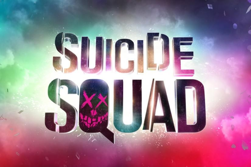 Suicide Squad Logo - Making of