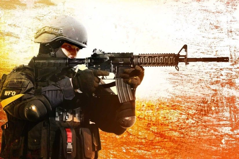 Counter-Strike Global Offensive FBI Video Games