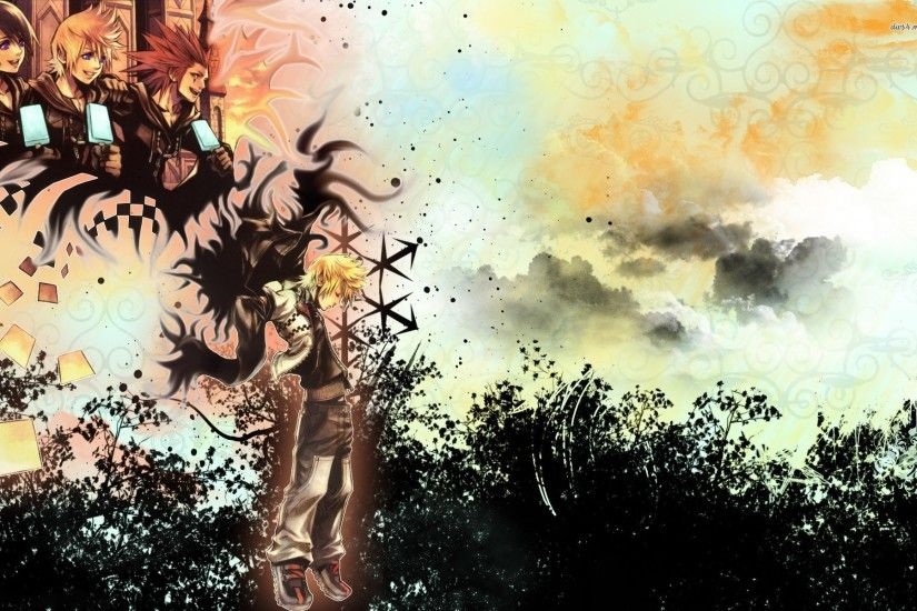 Kingdom Hearts 2 Desktop Background. Download 1920x1200 ...
