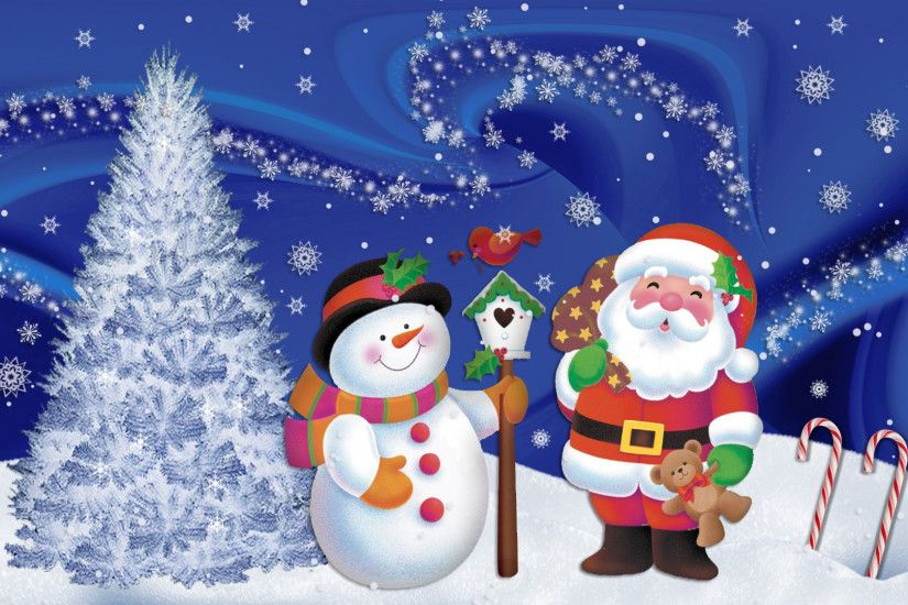 ... Free Disney Christmas Wallpapers (8) ...