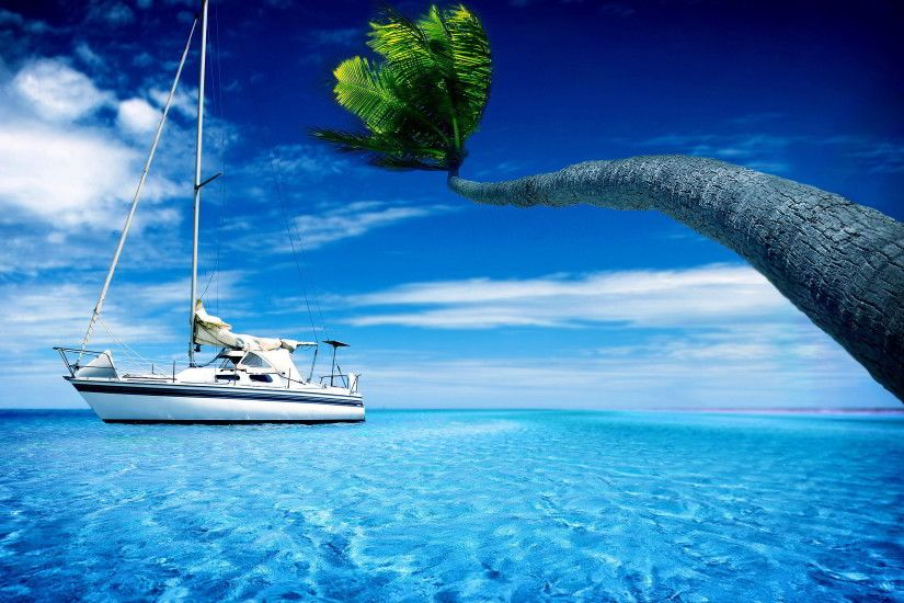 ocean wallpaper sailing. Â«Â«