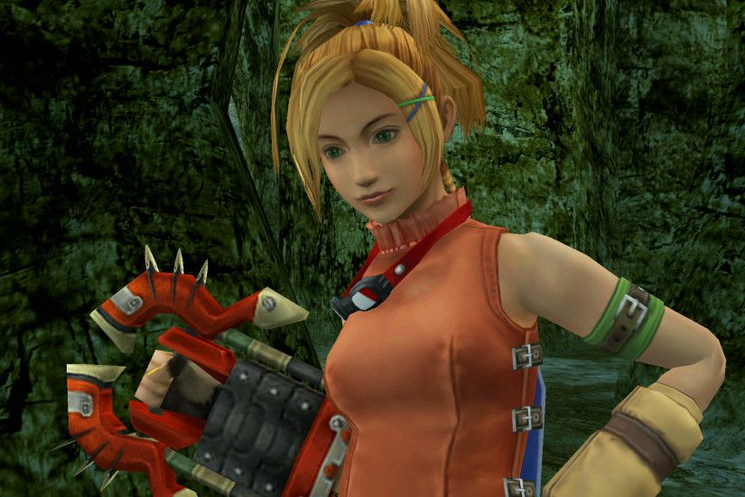 Image - Rikku Godhand.png | Final Fantasy Wiki | FANDOM powered by Wikia