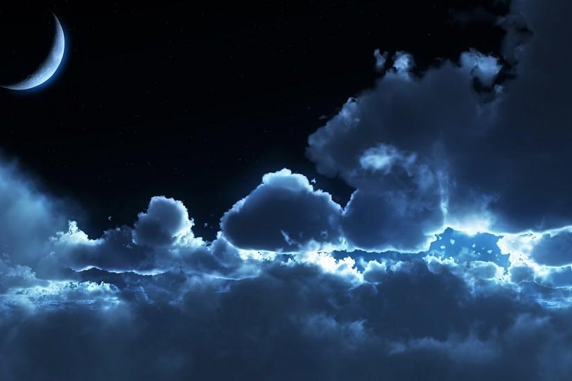 night sky wallpaper 1920x1200 hd 1080p