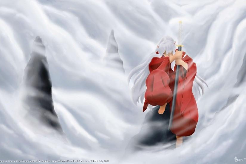 inuyasha wallpaper 1920x1200 for ipad pro