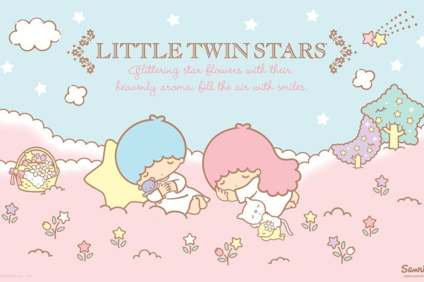 Character Goodies Little Twin Stars