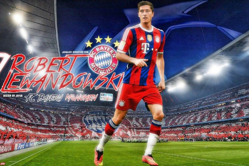 nice Robert lewandowski Amazing Skill Pictures