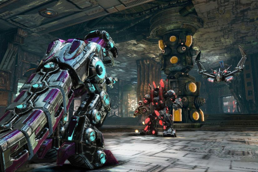 Image 1. Transformers: Fall of Cybertron ...
