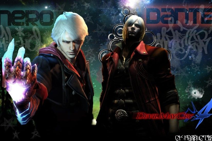Devil May Cry Nero Dante | HD Wallpapers